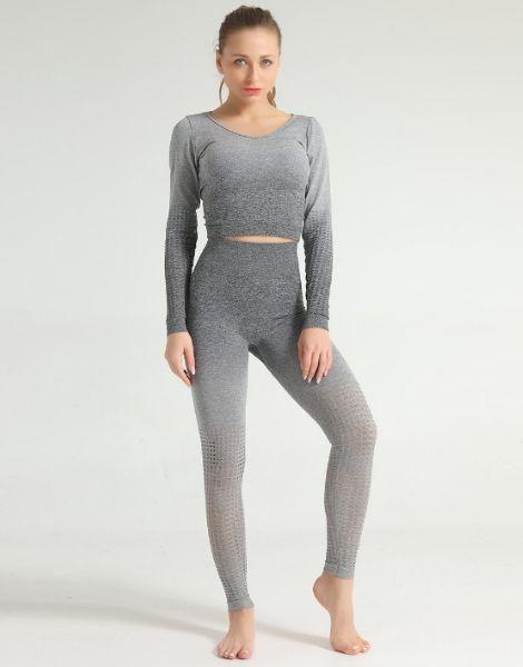 Wholesale Tie-dye Print Women Fitness Sets USA