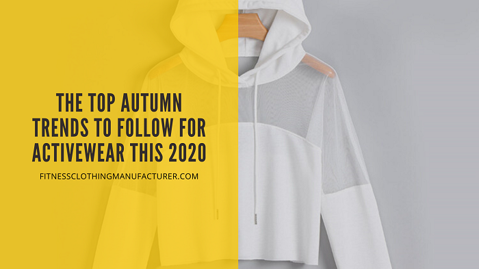 autumn activewear trends