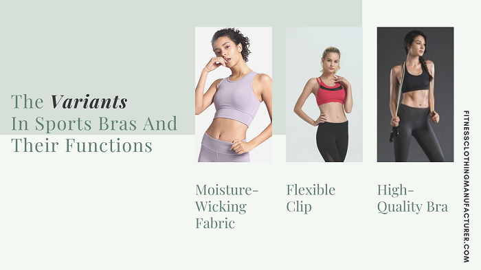 wholesale sports bras manufacturers