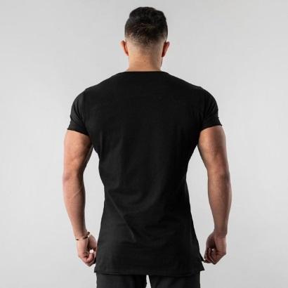 Black Workout T-shirt For Men Manufacturer