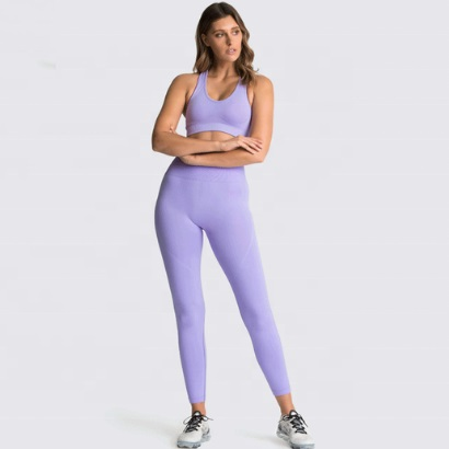 Wholesale Violet Sports Bra