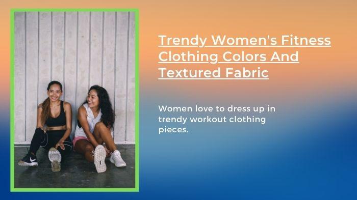 wholesale womens activewear