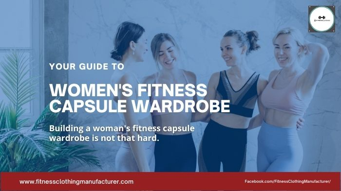 womens activewear wardrobe